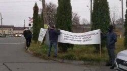 Люди в Осетии требуют улучшения экологии