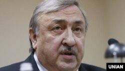 Суддя, кандидат на посаду голови Вищого господарського суду України Віктор Татьков, 15 квітня 2014 року