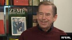 Вацлав Гавел, жовтень 2009 року