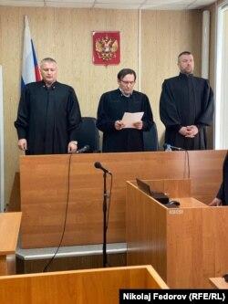 Судьи Военного суда