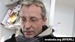 Артур Клінаў, рэдактар альманаху «pARTisan»