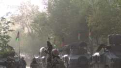Security High After Deadly Attack On Shi'ite Mosque In Kabul