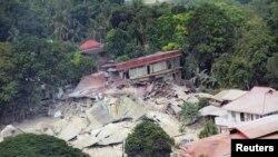 Dëmet nga tërmeti në Filipine