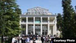 Таджикский аграрный университет. Архивное фото