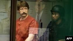 Виктор Бут в банкогском суде. 5 октября 2010 года
