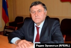 Зайнудин Окмазов, Хасавюрталъул цIияв мэр