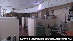 Американське обладнання військові розмістили в приміщенні, де зараз базуються