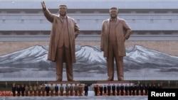 Пјонгјанг 13.04.2012.