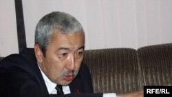 Исхак Масалиев. (2010-жылдын 27-апрелинде тартылган сүрөт.)