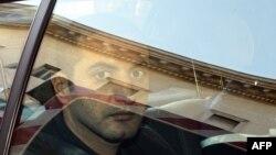 Давіт Кезерашвілі перед судом в Екс-ан-Провансі, фото 5 грудня 2013 року