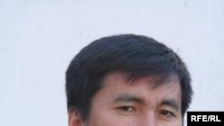 Представитель пресс-службы МВД Кыргызстана Бакыт Сеитов.