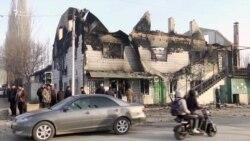 «Страшно было». Очевидцы – о событиях в Кордайском районе