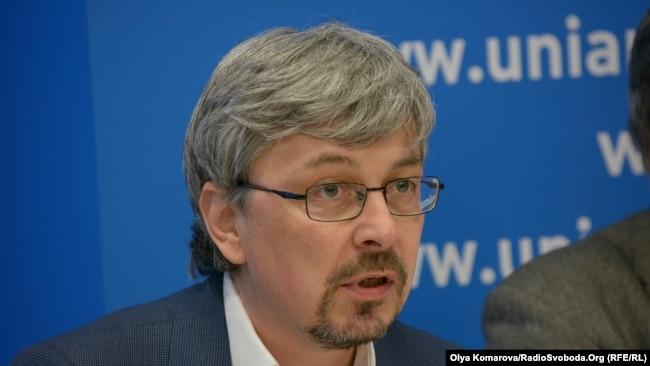 Олександр Ткаченко, генеральний директор 1+1 медіа