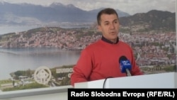 Томе Џамтоски, портпарол на Општина Охрид.