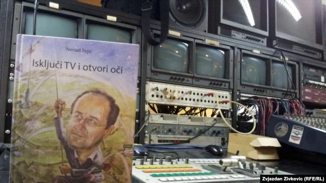 """Promocija knjige Nenada Pejića: """"Isključi TV i otvori oči"""""""