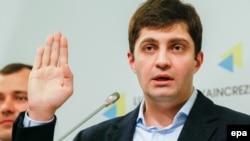 Екс-заступник генерального прокурора України Давід Сакварелідзе