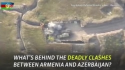 What's Behind The Deadly Clashes Between Armenia And Azerbaijan?