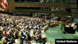 ايران روز جمعه در جلسه مجمع عمومی سازمان ملل متحد برای کسب کرسی غیر دائم شورای امنیت در رقابت با ژاپن به سختی شکست خورد و از مجموع ۱۹۲ کشور، ۳۲ رای کسب کرد.