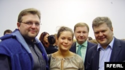 СПС предлагает «Яблоку» разменять Петербург на Подмосковье. Никита Белых, Мария Гайдар, Сергей Митрохин
