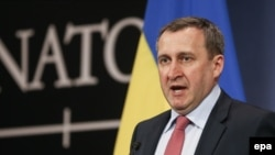 Украинскиот в.д. министер за надворешни работи Андриј Дешчицја.