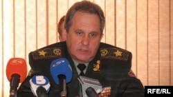 Головнокомандувач Збройних Сил України, генерал армії Сергій Кириченко