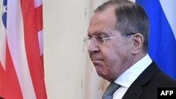 Sergei Lavrov, Rusiyanın Xarici İşlər naziri