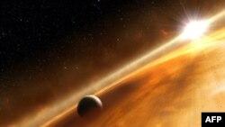 Человечество мечтает о космосе.