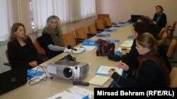 Sa obuke za matičare i osobe koje rade na vođenju matičnih knjiga, 14. decembar 2012.