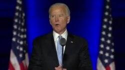 Как Джо Байден шел к победе на выборах президента США