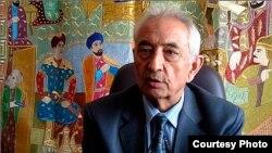 Народный поэт Узбекистана Жамол Камол (Камолов)