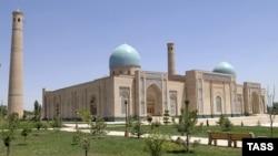 Ташкент шәһәре.