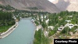 Хорог Фото взято с сайта www.2shanbe.tj
