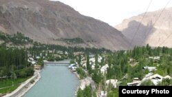 FILE: The town of Khorog serves as the capital of Gorno-Badakhshan.