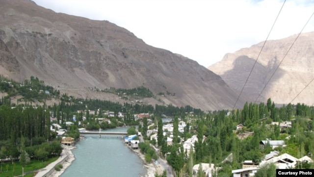 Badakhshan is a vast mountainous region.