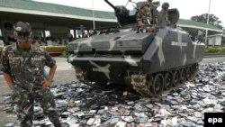 Британские интернет-провайдеры помогут танкам бороться с нарушением авторских прав