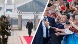 Параўноўваем інаўгурацыю Зяленскага і Лукашэнкі