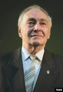 Vyacheslav Tikhonov həyatının son illərində.