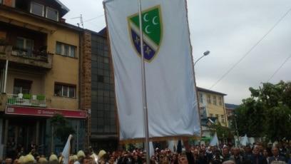 Dan zastave, Nov Pazar