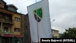Sa obeležavanja Dana bošnjačke nacionalne zastave, Novi Pazar, 11. maj 2016.