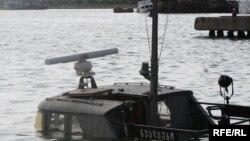 В 2008 году флот Береговой охраны и ВМФ Грузии был частично уничтожен