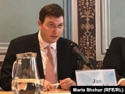 Депутат парламенту Чехії Ян Ліпавський