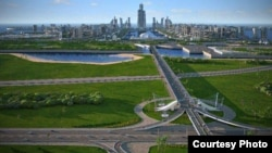 Ադրբեջան - Khazar Islands-ի նախագիծը