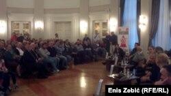 Promocija knjige u Zagrebu