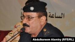 قائد شرطة البصرة المقال اللواء فيصل العبادي