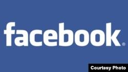Логотип социальной сети «Фейсбук».