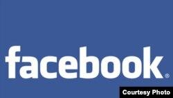 Facebook әлеуметтік желісінің логотипі.