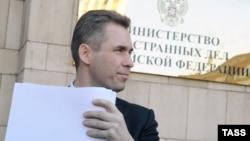 Детский омбудсмен Павел Астахов