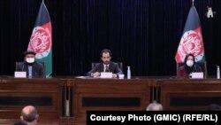 نشست مشترک وزارت صحت عامه و وزارت حج و اوقاف افغانستان