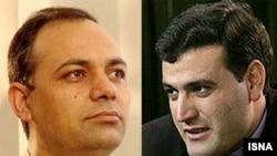 عبدالله مومنی (راست) و احمد زیدآبادی از جمله زندانیان سیاسی هستند که وضع جسمی مناسبی ندارند