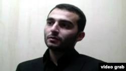 Сын Севиндж Бабаевой - Айхан Мамедов, 2013